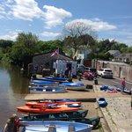 Abbots Quay, Wareham. Dorset.