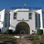 Das Hotel Golden Tulip