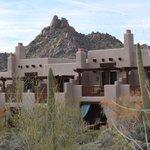 View of Pinnacle Peak - Four Seasons Resort Scottsdale