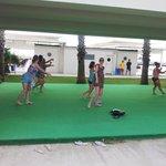 Girls activities - zumba