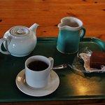 Charles Fort, Tea Time