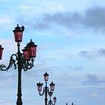 piazza lanterns