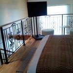 Loft balcony