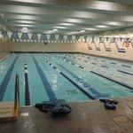 Pileta del gym/ Swimming pool