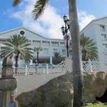 Renaissance Marina Hotel -not on the beach