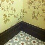 Nice details, spotless floor