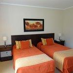 esta habitación no es suite ni de luxe
