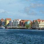 Willemstad Port Area