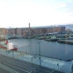 View of the Albert Docks