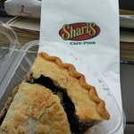 Sugar Free marion berry pie