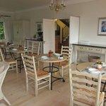 Splendid dining room