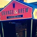 Orange & Brew