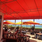 Tahiti beach restaurant!!! The place to see and to be seen!!!