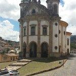 Igreja Nossa Senhora do Rosário e entorno