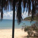 View from Svendsen's beach