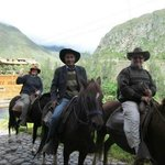 Tour Horseback Riding - Ollantaytamo