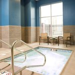 End your day with a relaxing dip in our indoor whirpool