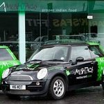 Mushtaqs Fleet of Delivery Cars