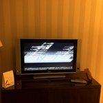 Deluxe room glimmering tv