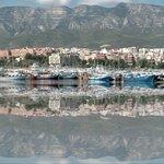 panoramica de Sant Carles