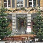 Bazyliszek Restauracja Christmas Old Town  Square