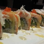 Creamy Salmon Roll