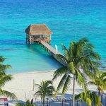 Idyllic Pier at Azul Fives Hotel