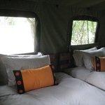 Behagelige senge
