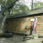 The Post Office in Mooresville, AL -- Alabama's oldest city