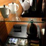 Tea and Coffee selections