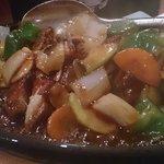 Tiepan peking Duck menu