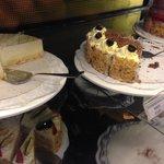 alcune delle torte disponibili