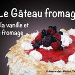 Gâteau fromage