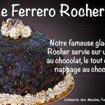 Gâteau ferrero