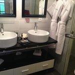Salle de bain suite 23