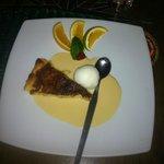 Orange Pie. Dee-lish-us