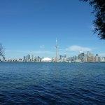 Blick auf Toronto