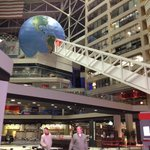 CNN Center attached to the OMNI