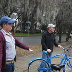 Dee provides information about Forsyth Park