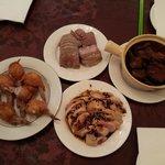 très bons repas pour le nouvel an chinois 2013