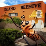 Island Beehive Foto
