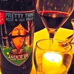 Great beers and wines