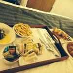 Room service��