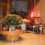Lobby del Marriott