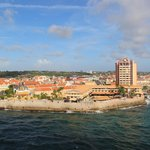 View of Curacao Harbor