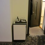 Mini Bar and entrance hall