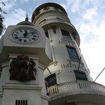 Reloj de IMperial Reforma