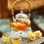 Rose Fruit Tea