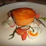 Magnifique saumon