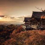 Autumn Kiyomizu